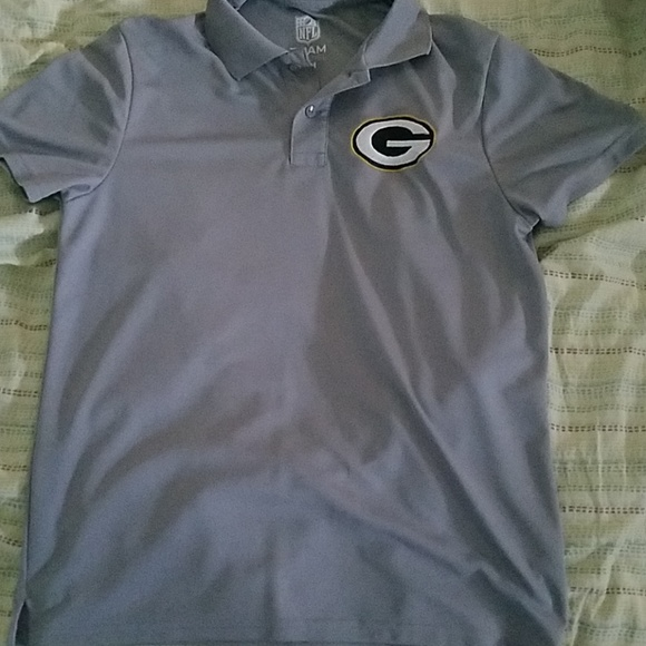quality design eacb9 ba187 Green Bay Packers polo